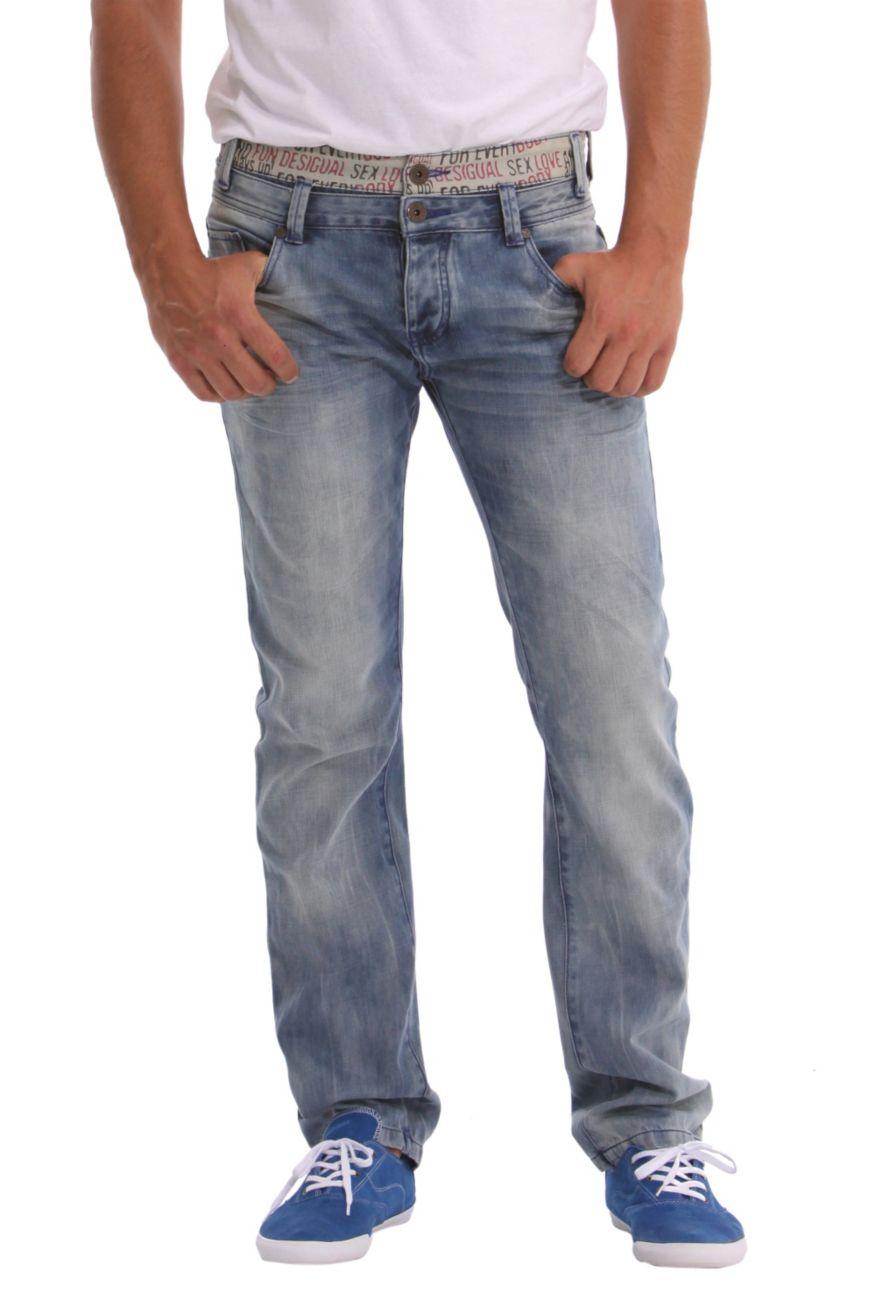 desigual men 39 s jeans doble 41d1800 fun fashion canada. Black Bedroom Furniture Sets. Home Design Ideas