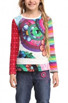 Desigual Girls T-Shirt Marbella, Canada
