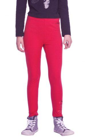 Desigual Girls Leggings Johnsonn pink, Fun Fashion