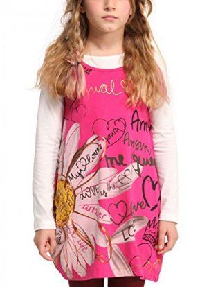 Desigual Dress Sauce pink, Canada