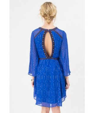 Free People blue Dress All You Need, Blue