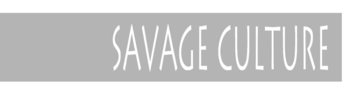 savage culture logo, Canada