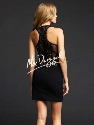 82186T MacDuggal Black Dress, Fun Fashion