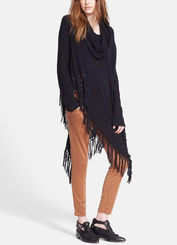 Free People Sweater Temptress Cowl, Fun Fashion