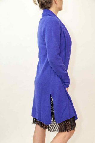 Alashan Cashmere Breezy Duster Cobalt, Fun Fashion