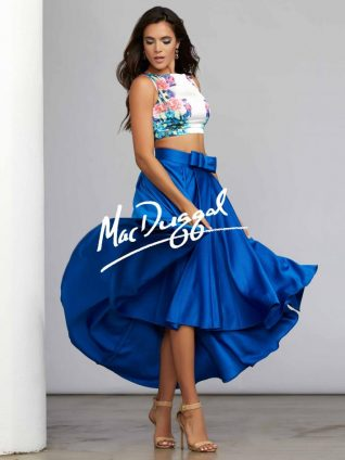 Mac Duggal Two Piece Dress, Canada