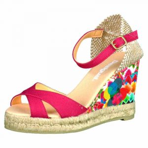 52SS2A1 Desigual Shoes Floral Canada