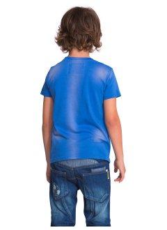 51T36C2_5071 Desiual T-Shirt Vetur, Blue