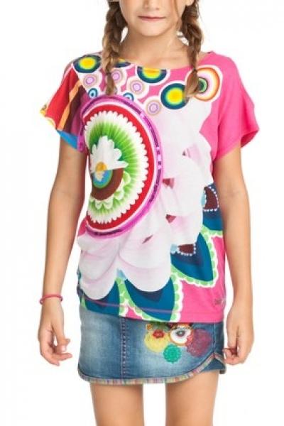 51t30b5_3022 Desigual Tshirt Agejas, Canada