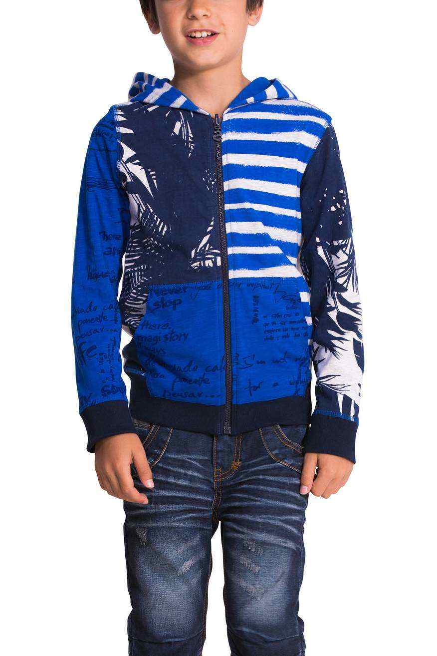 52S36G7_2043 Desigual Sweater Pilar, Reversible