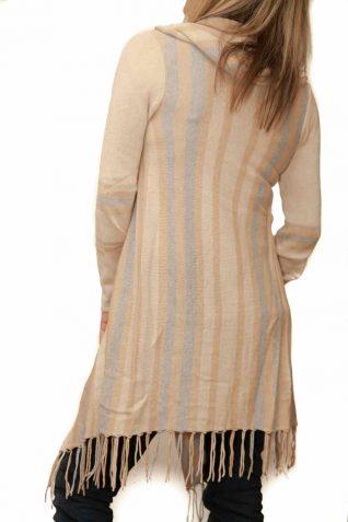 Alashan cashmere Oasis Stripe Cardigan, Canada