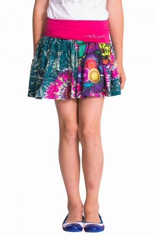 51F31A2_4115 Desigual Girl Skirt Clematide, Canada