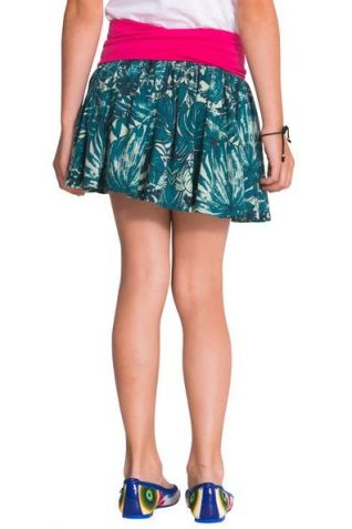 51F31A2_4115 Desigual Girl Skirt Clematide