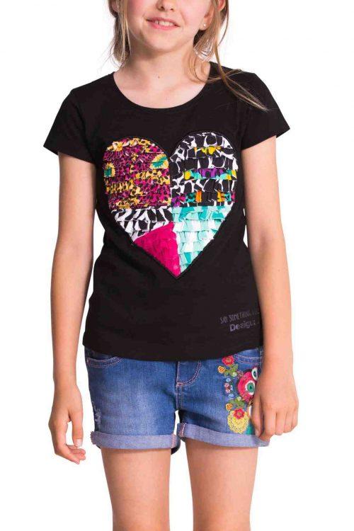 52T30F8_2000 Desigual T-Shirt Bubal, Canada