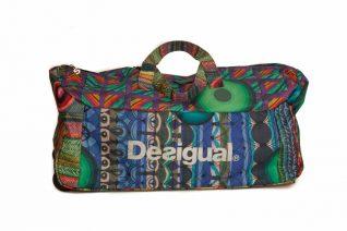 Desigual Carry-On Trolley Bag