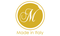M Made in Italy Logo