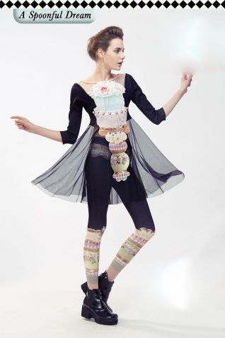 IPNG Turkey Design Spoonful Dream Outfit