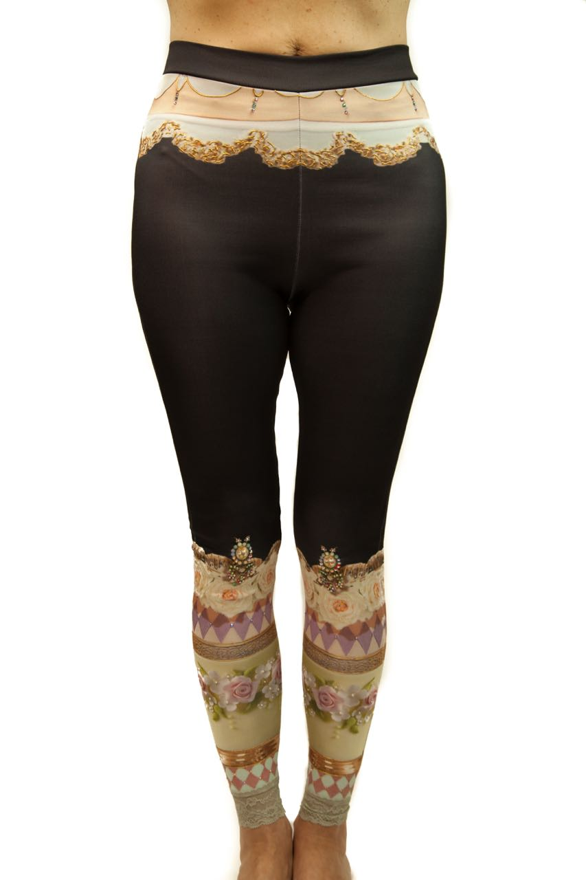 IPNG Turkey Designer Leggings