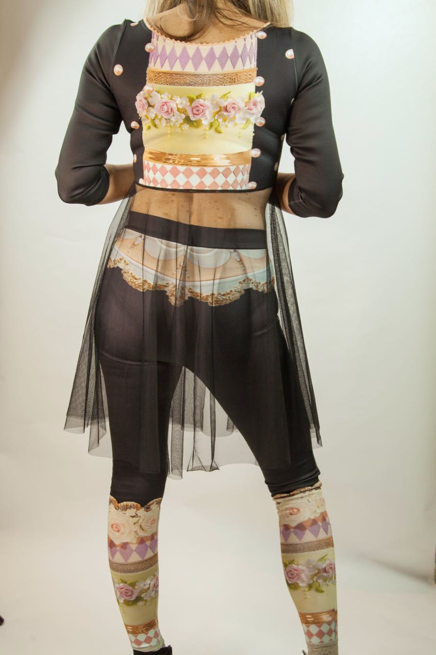 Ipng Tulle Blouse A Spoonful Dream Turkey Fashion Design