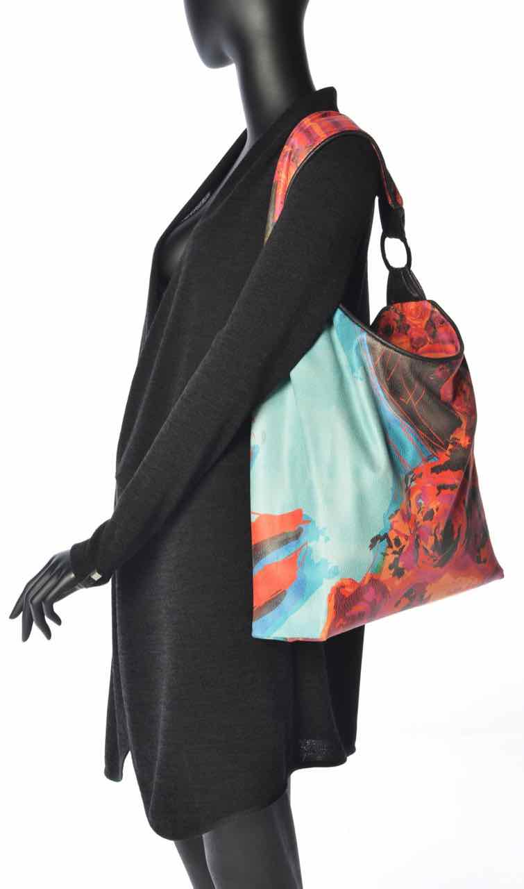 300 VOLT Desigual Leather Bag IRIS