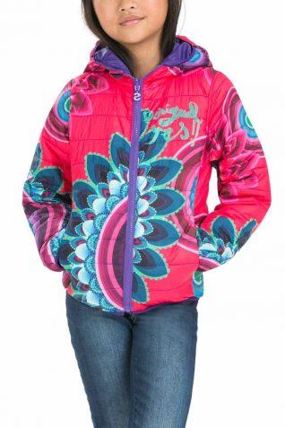 56E34C8_3022 Desigual Girl Coat Neoporte, Canada