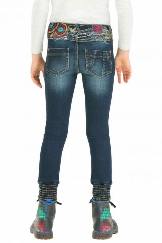 57D33A4_5006 Desigual Girl Jeans Ruiz, Fun Fashion
