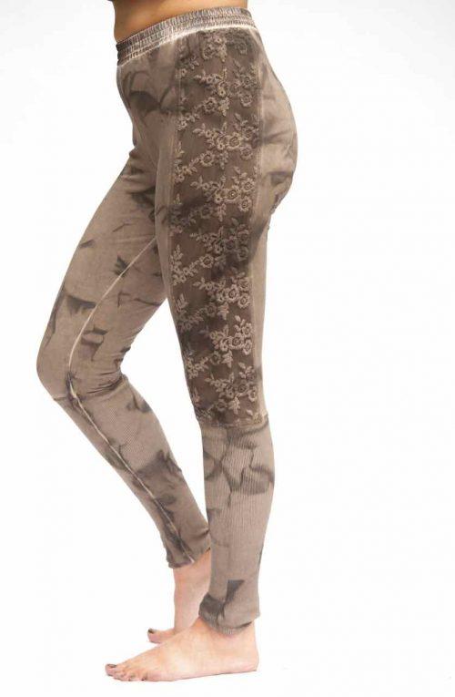 ANVRDIE Leggings Light Brown 1638, Canada