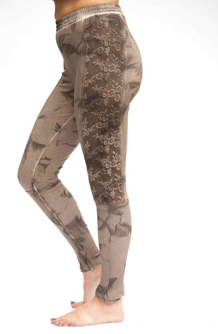 ANVRDIE Leggings Light Brown 1638, Canada