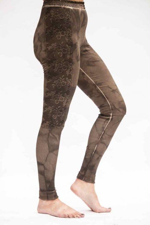 ANVRDIE Leggings Brown 1638