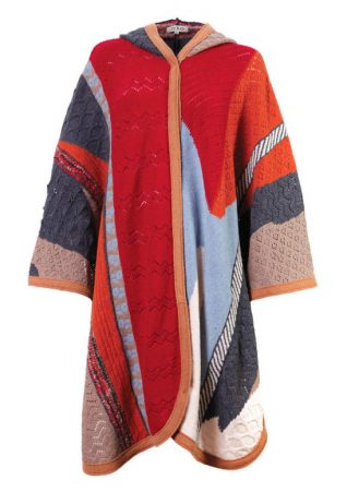 Ivko Poncho with Hood