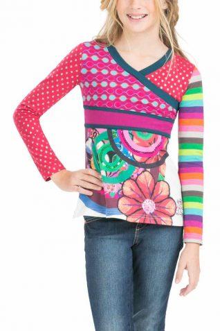 57T30D6_3022 Desigual Girl T-Shirt Oregon, Canada