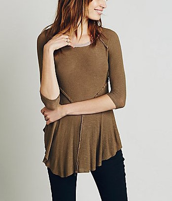 F561F572 Free People Weekends Layering Top, Buy online
