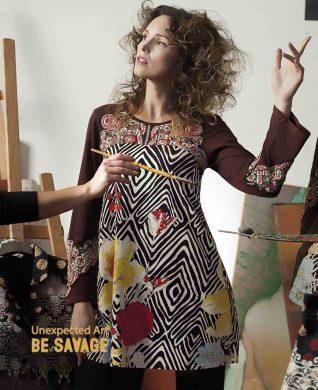 5885701e708 29122-VE Savage Culture Dress Mirta