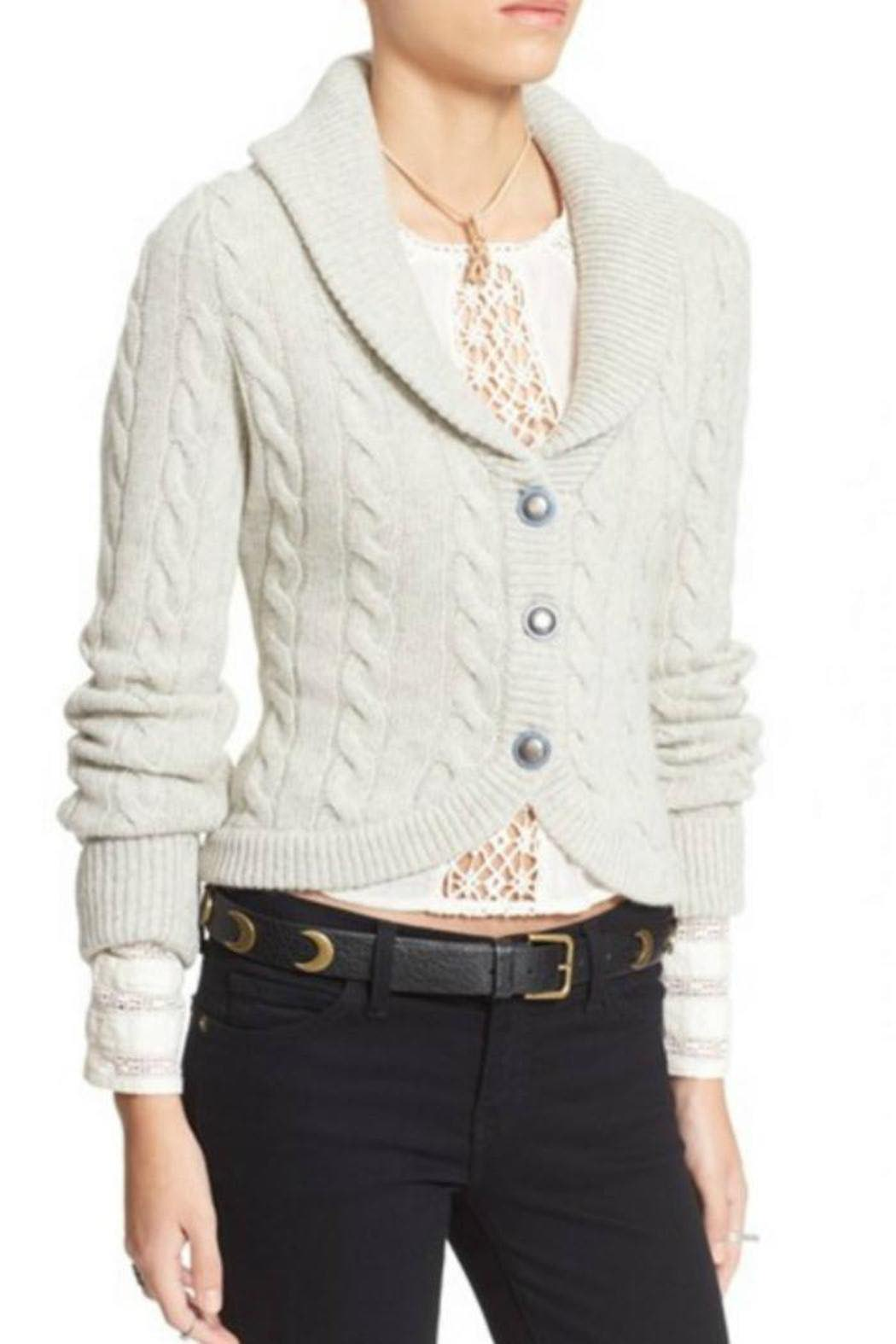 OB461242 Free People Viceroy Cardigan, Canada
