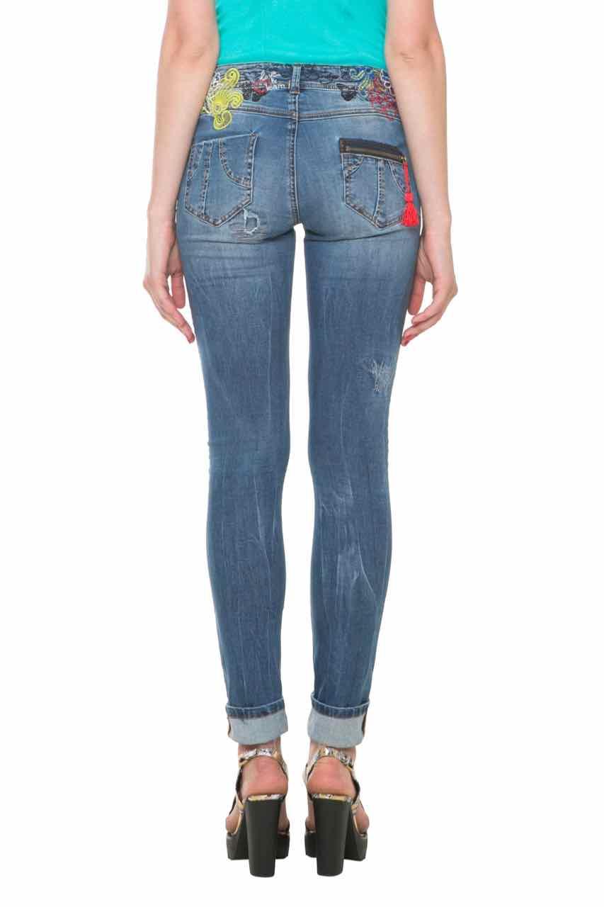 61D26D3_5017 Desigual Jeans Donato, Canada