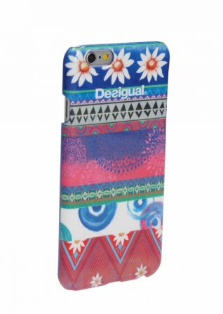 61O57B7_5060 Desigual iPhone 6 Rigida Happy B, Buy online