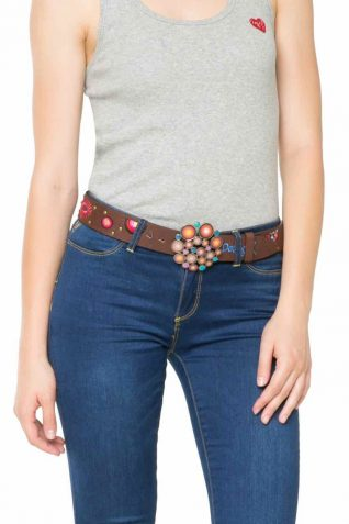 61R56M0_3001 Desigual Belt Xapon XL Bombai