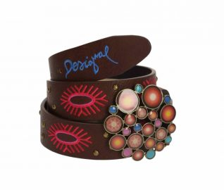 61R56M0_3001 Desigual Belt Xapon XL Bombai, Buy online