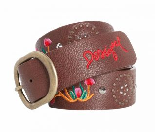 61R56M2_6084 Desigual Belt Happy Bazar, Buy online