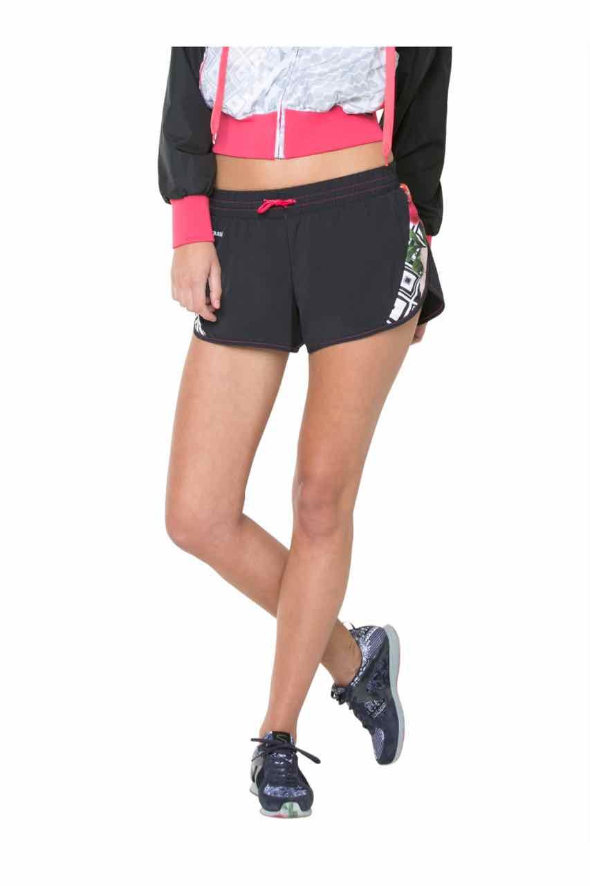 60P2SA5_2014 Desigual Sport Shorts B