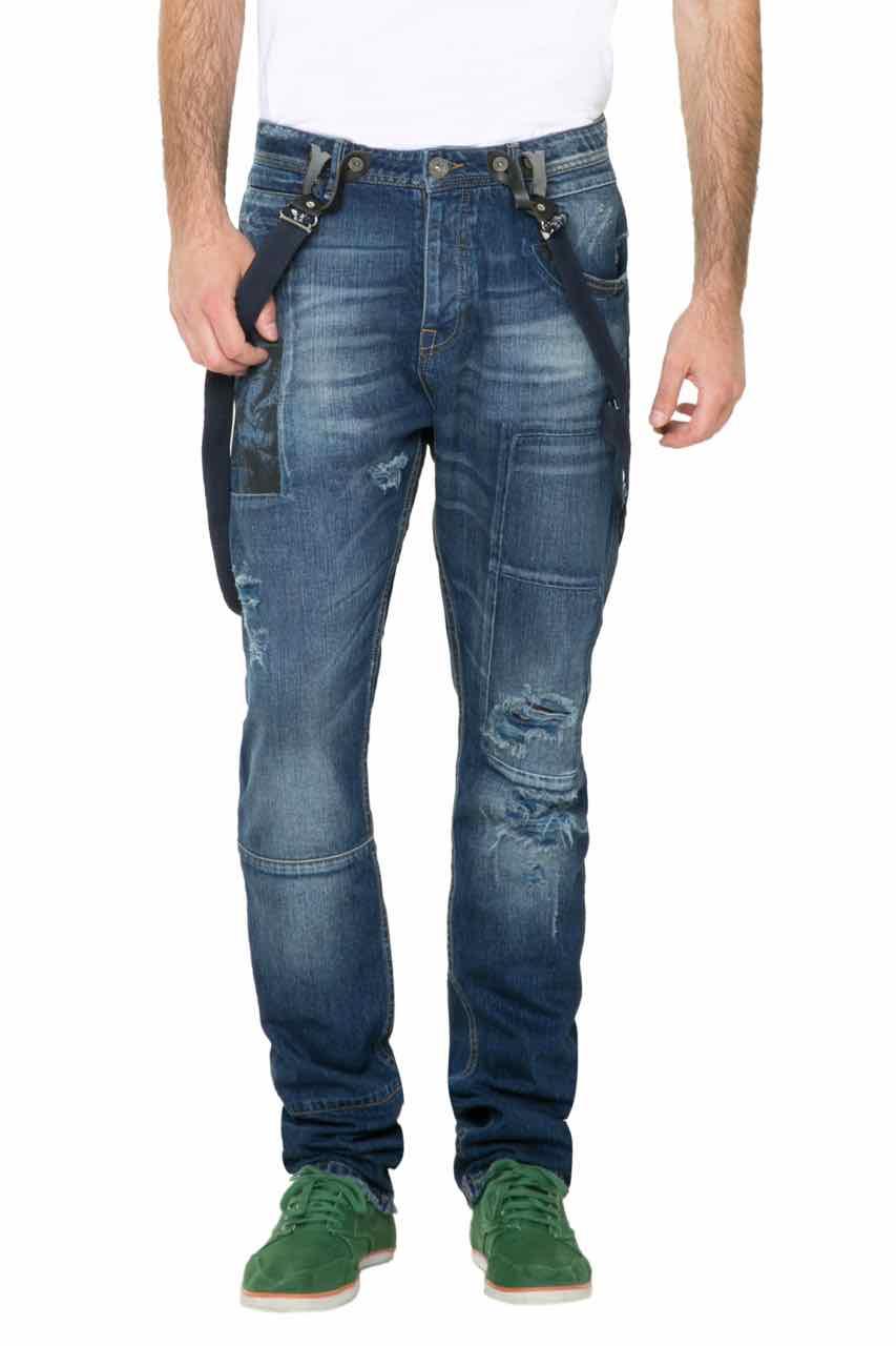 ff988fc3b0a DESIGUAL Men  39 s Jeans  quot BAGGJEAN quot  ...
