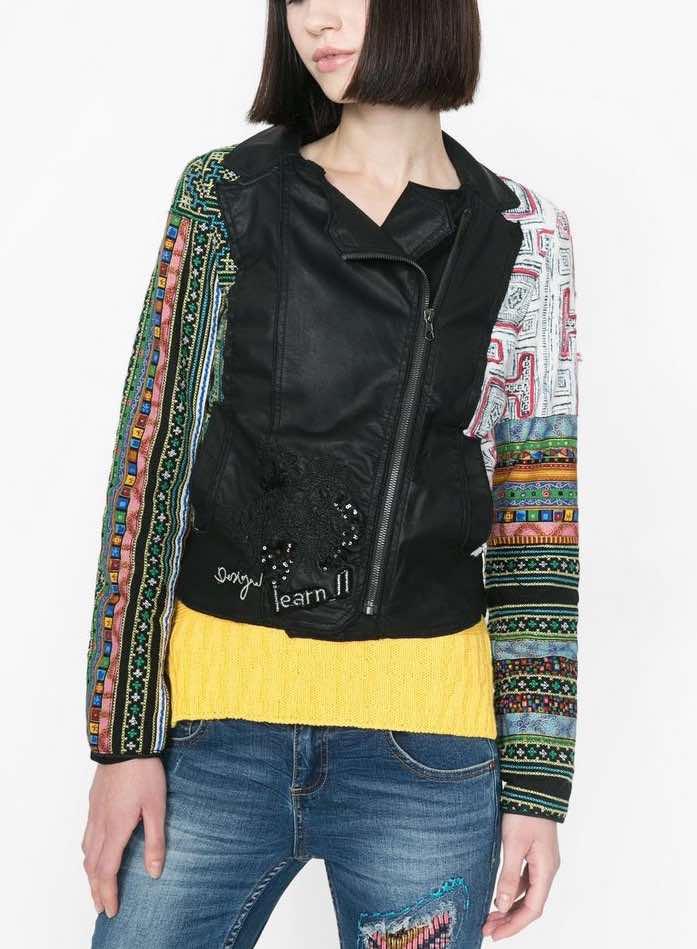 61E29C0_2000 Desigual Jacket Tais, Canada