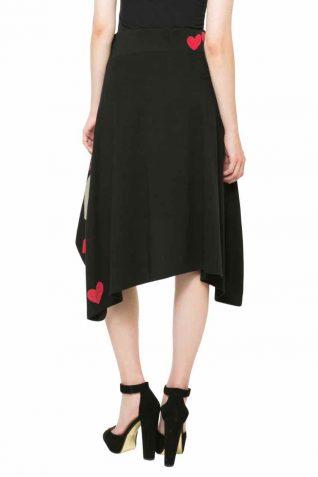 61F28B1_2000 Desigual Skirt Laila, Canada