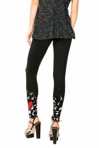 61K20A4_2000 Desigual Leggings Nubols, Fun Fashion