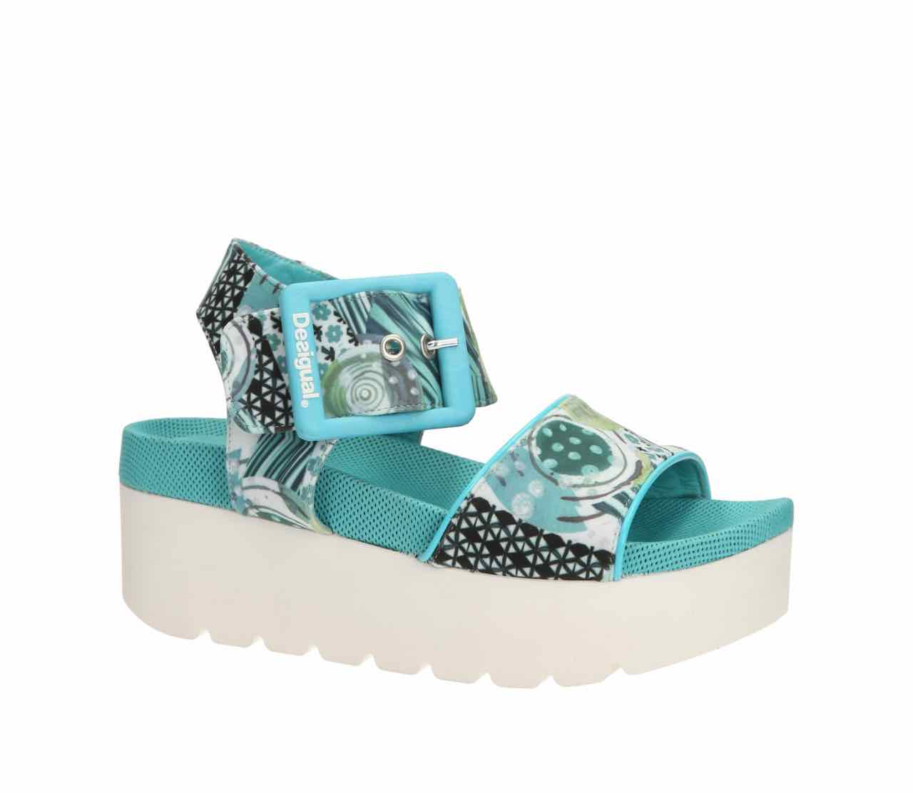 61SS2M4_5013 Desigual Sandals Maui 3