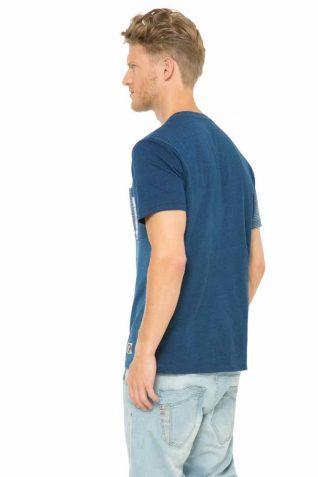 61T14B1_5096 Desigual Man T-Shirt Alec