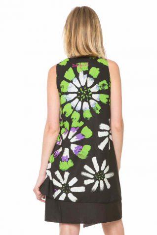 61V28G6_2000 Desigual Dress Eranthe, Canada Fun Fashion