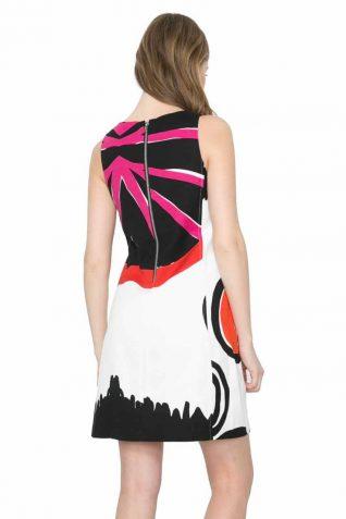 61V2LA6_1000 Desigual Dress Stef, Canada