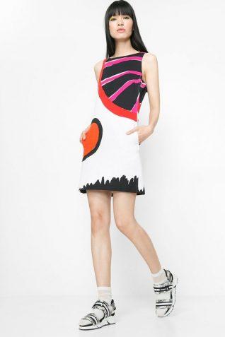 61V2LA6_1000 Desigual Lacroix Dress Stef