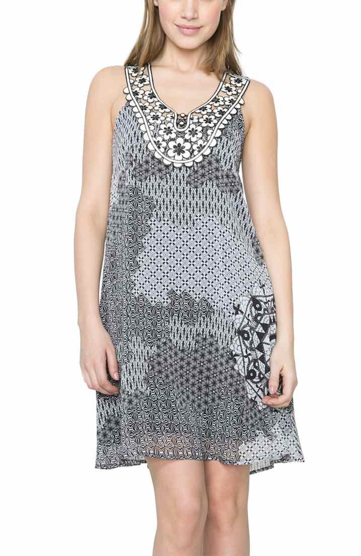 61V2LA8_1000 Desigual Dress Italia, Lacroix